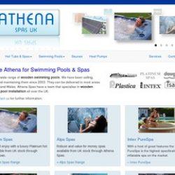 Athena Spas